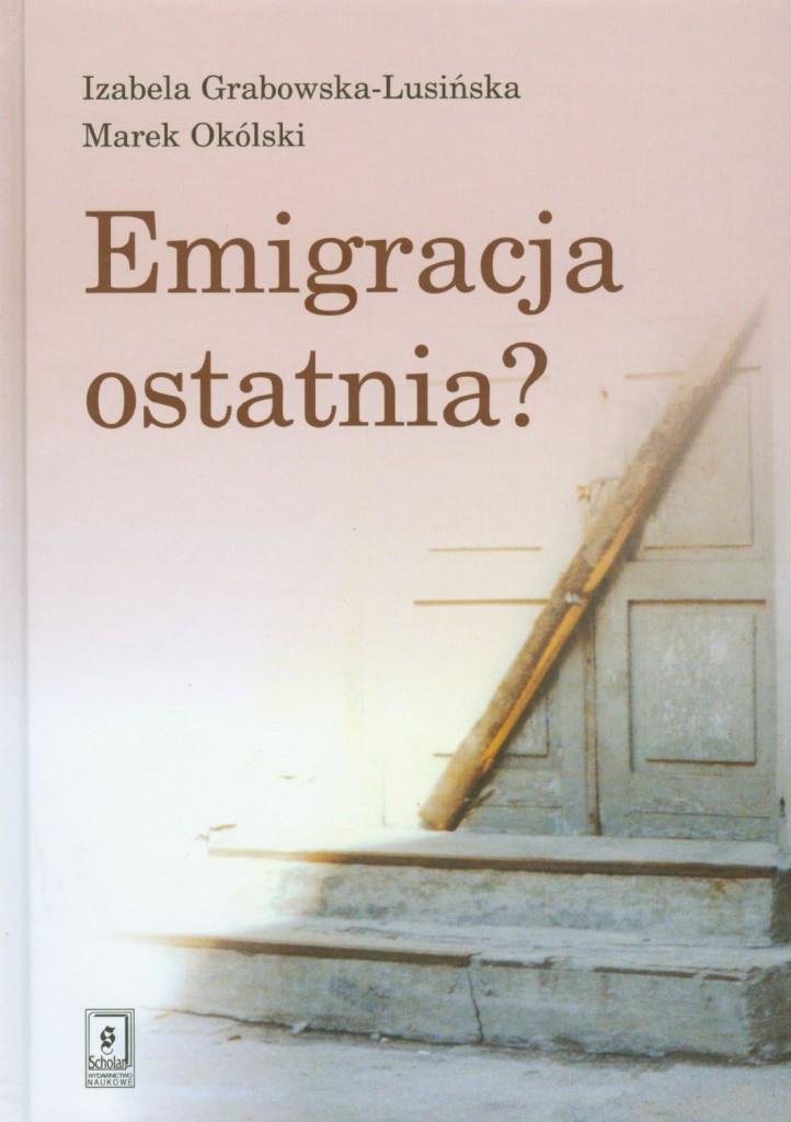 emigracj ostatnia